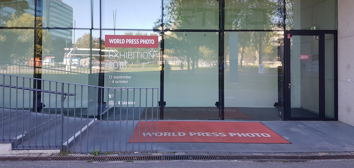 World Press Photo tentoonstelling in Eindhoven