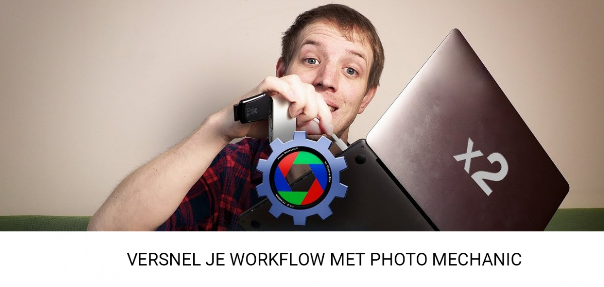 PhotoMechanic en Lightroom =snellere workflow