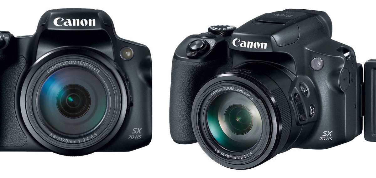 Review Canon Powershot SX70HS