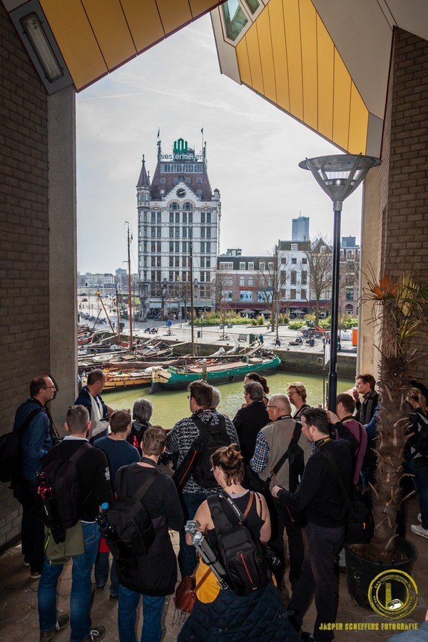 Rotterdam by guide