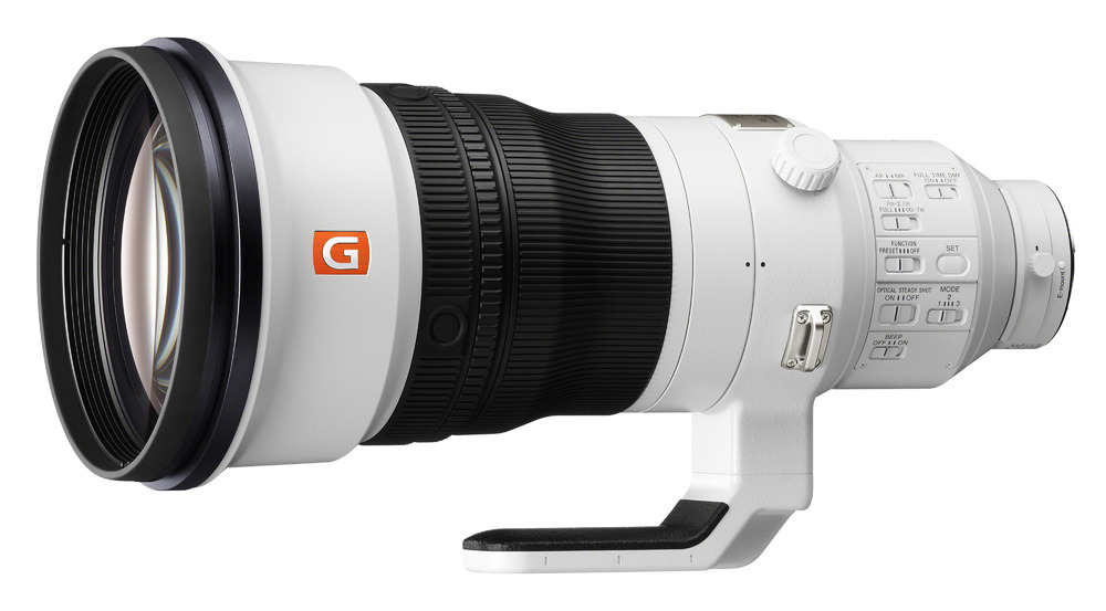 Sony 400mm f/2.8 GM OSS