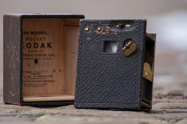 Pocket Kodak 96 Model