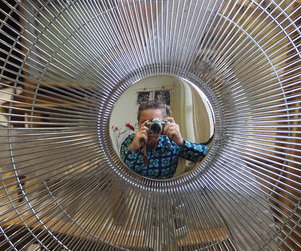 Ventilatorselfie